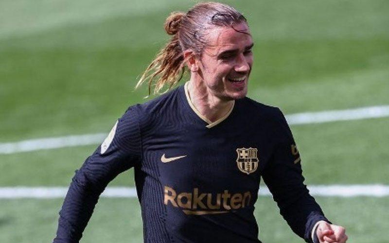 karir griezmann di barcelona