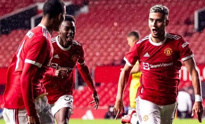 hasil pertandingan manchester united vs brentford