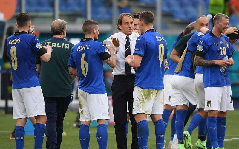 jelang belgia vs italia