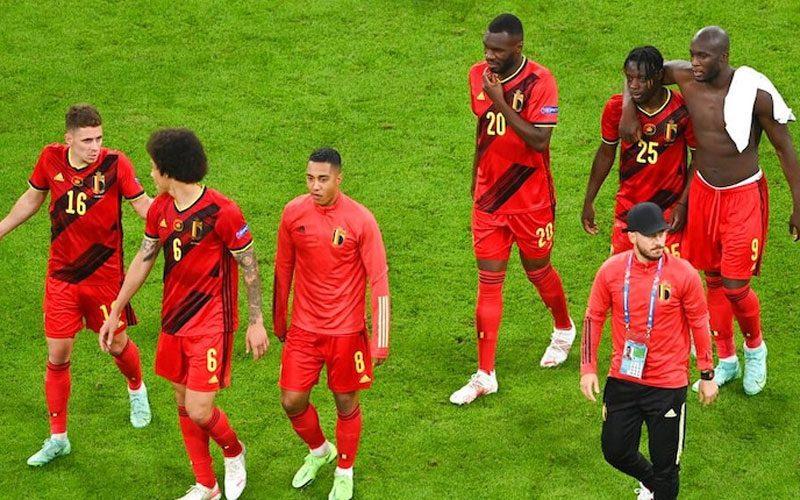 timnas belgia gagal ke semifinal