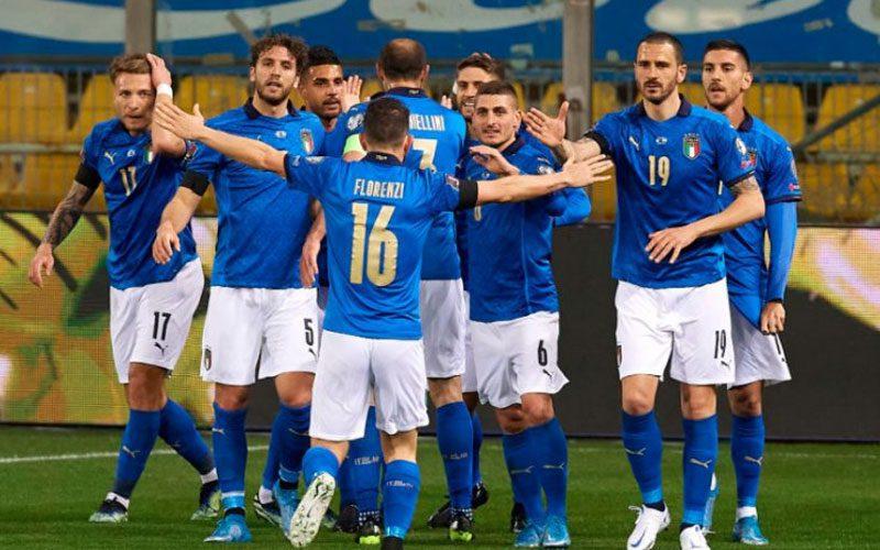kesuksesan italia di partai final euro 2020