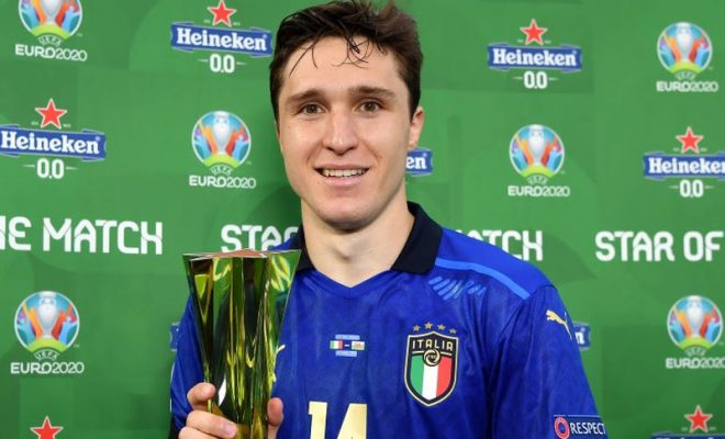 pemain terbaik usai euro 2020
