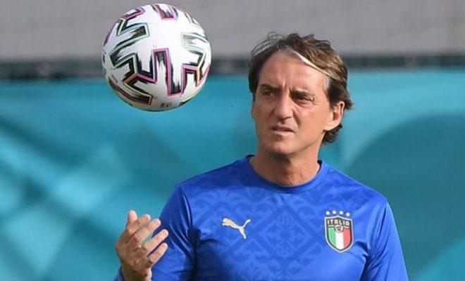 alasan mancini sebagai pelatih italia