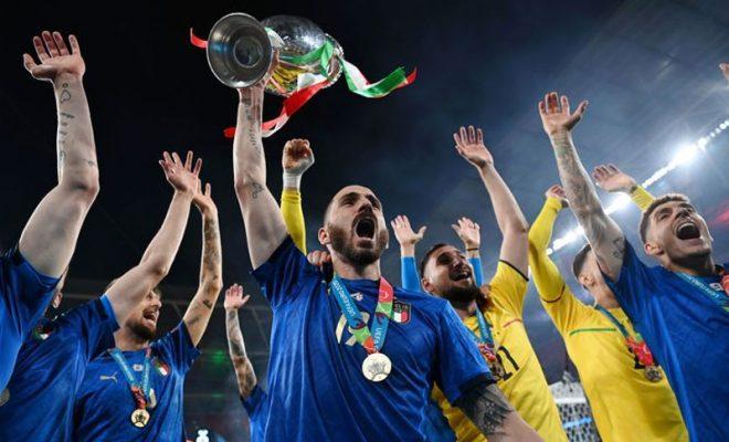 dampak final euro 2020 bagi italia