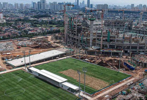 stadion jis markas persija atau timnas indonesia