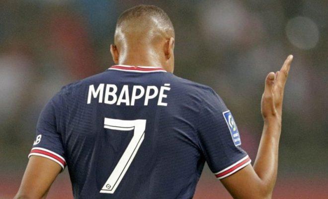mbappe tolak tawaran kontrak