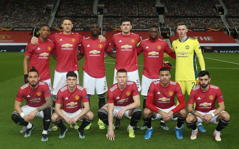 level manchester united