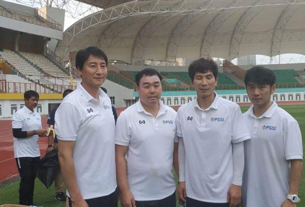 asisten shin tae-yong mundur