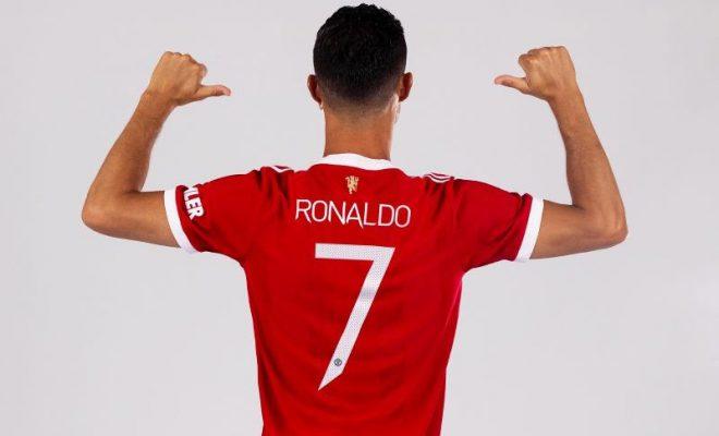 man united diperkuat ronaldo