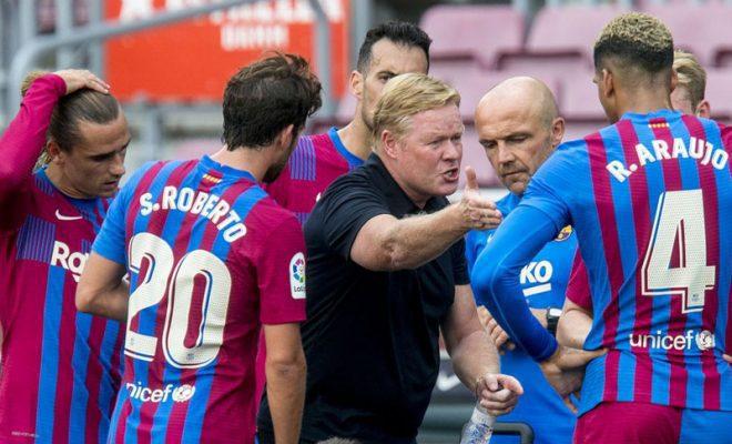 barcelona tak main di la liga