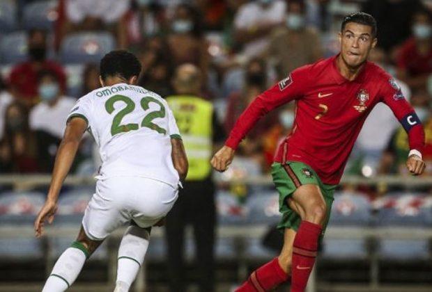 hasil laga persahabatan portugal vs qatar